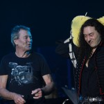 Rock meets Classic@ Paris Zenith 2012, Photo : Ian Gillan