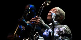 B. B. King à Paris