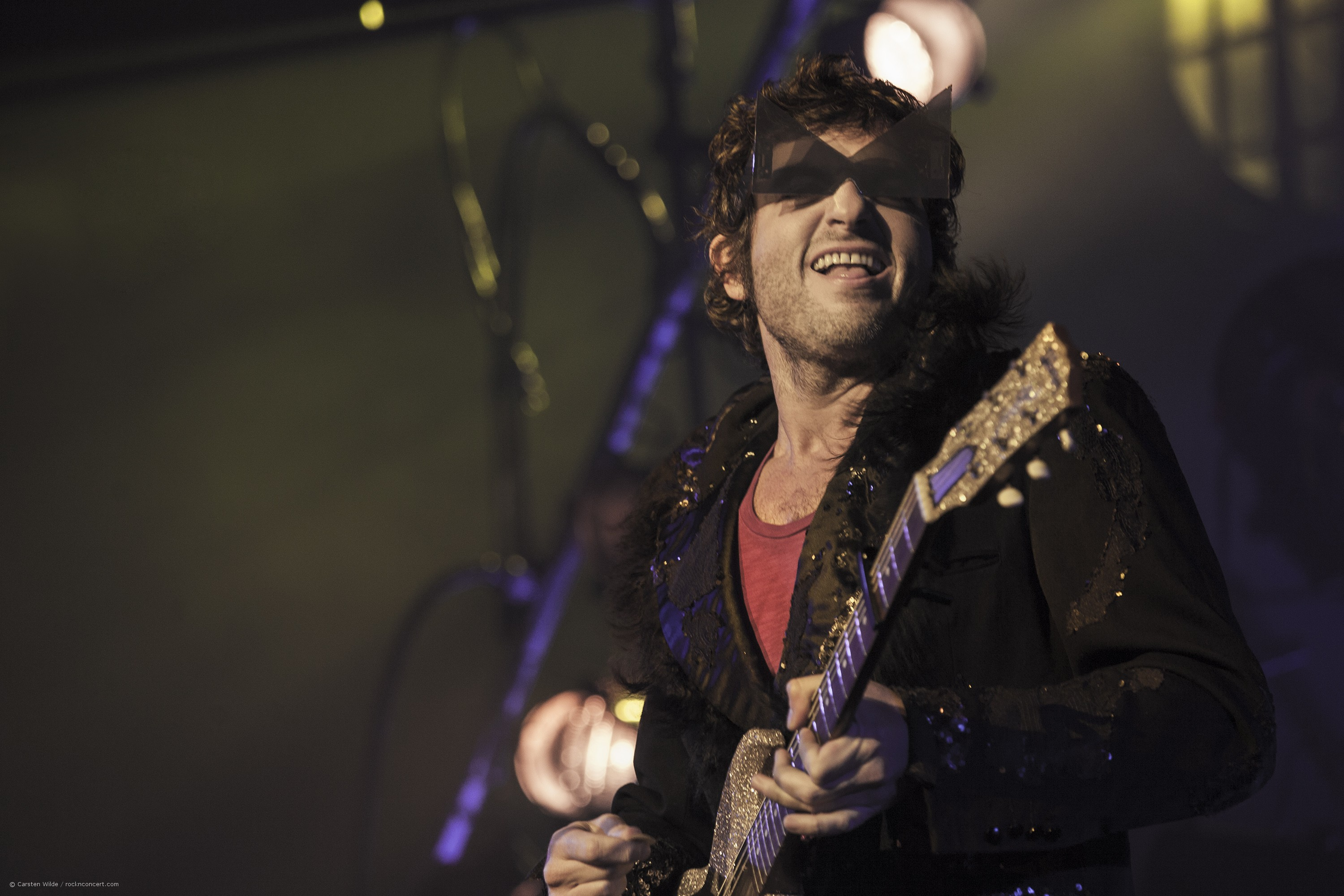Concert Matthieu Chedid l -M-