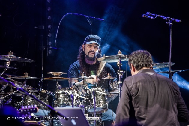 Mike Portnoy photo drums