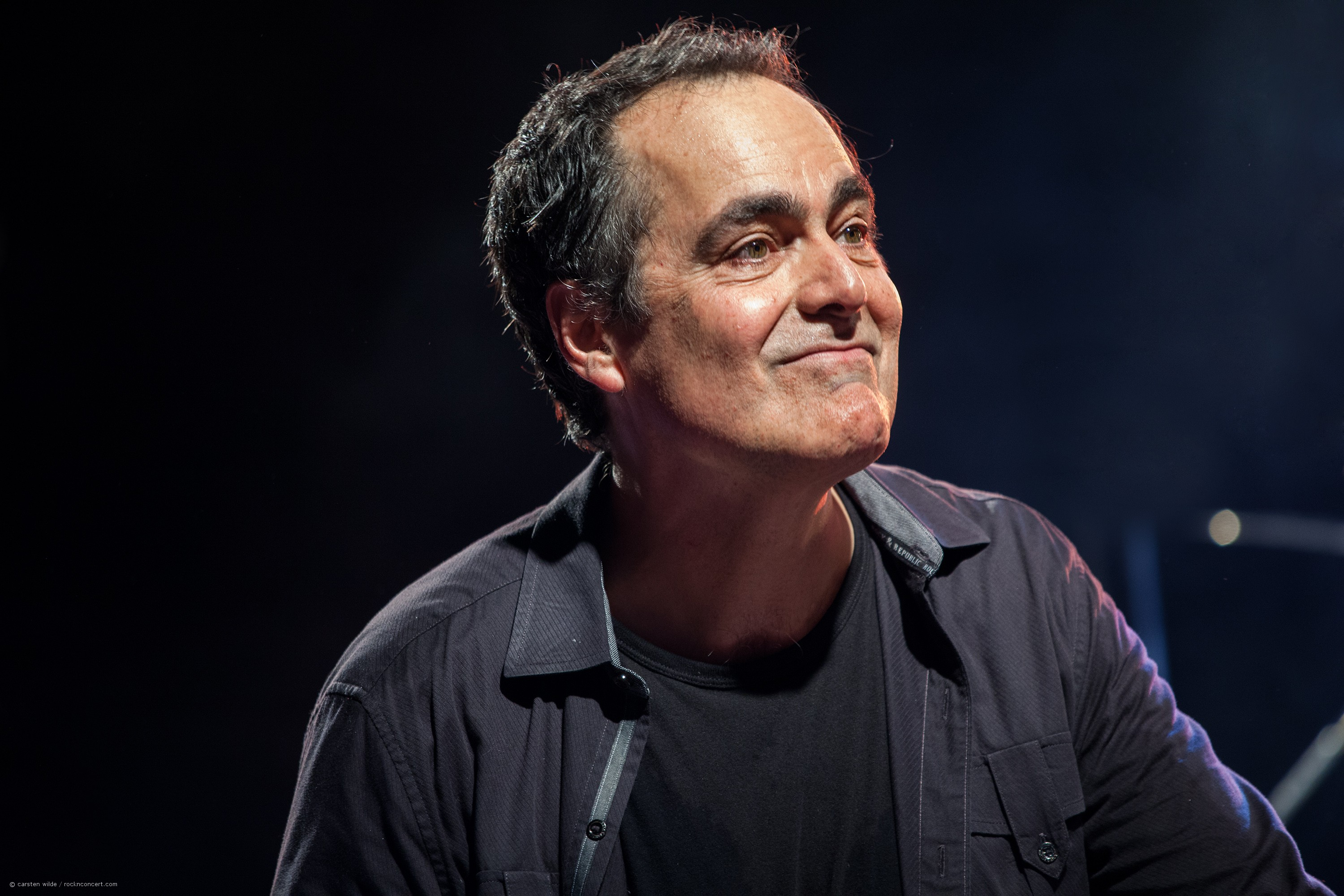 neal morse height