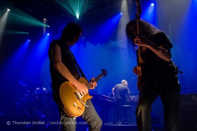 Steven Wilson a paris concert live