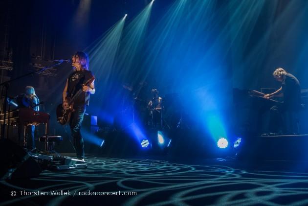Steven Wilson concert trianon
