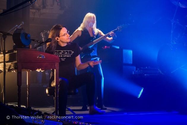 Steven Wilson paris concert