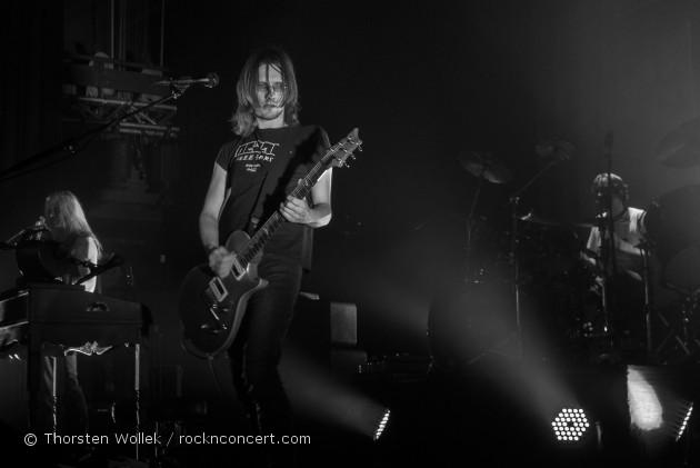 Steven Wilson trianon concert paris