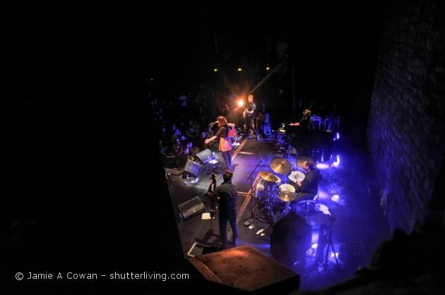 Sarah Blasko live concert