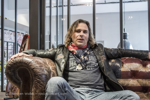 Mike Tramp interview