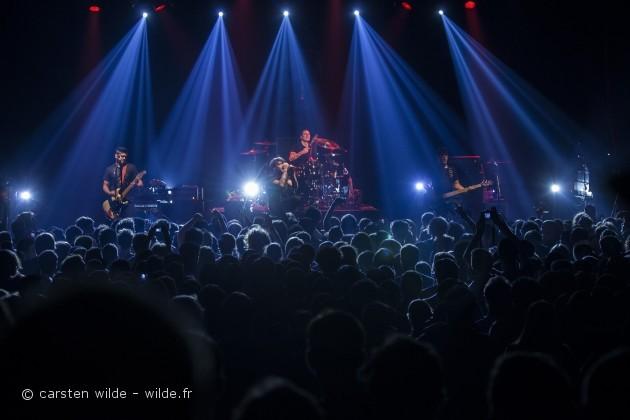 billy talent a paris concert 01