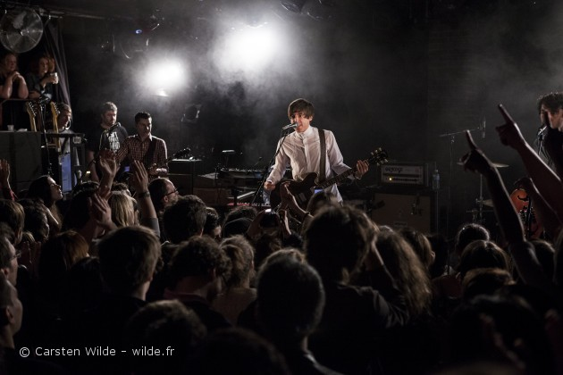 miles kane a paris concert photos