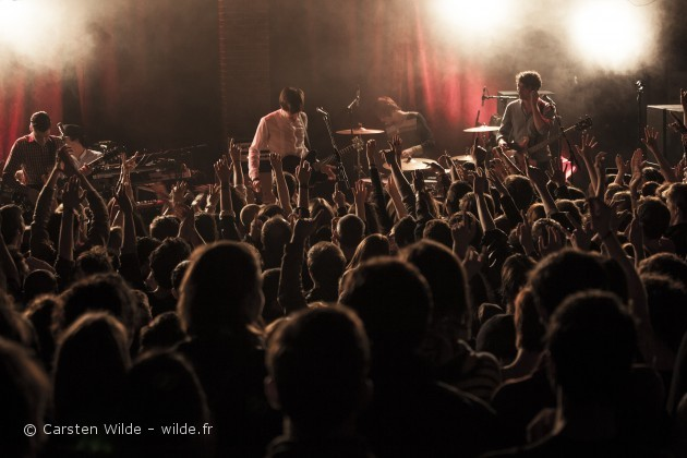 miles kane concert paris