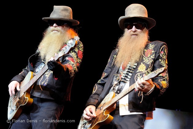 ZZ Top au Zenith (Paris) - 18062013 - 01