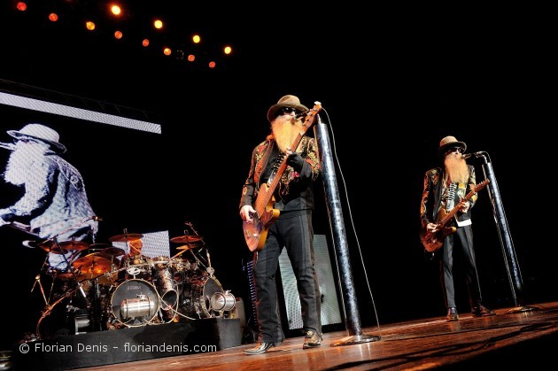 ZZ Top au Zenith (Paris) - 18062013 - 03