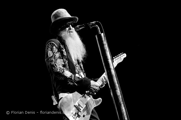 ZZ Top au Zenith (Paris) - 18062013 - 04