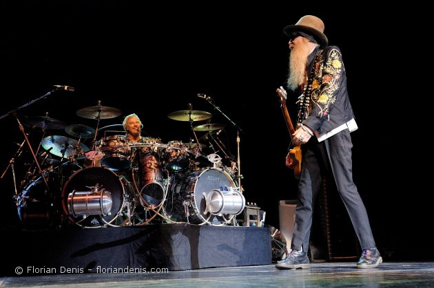 ZZ Top au Zenith (Paris) - 18062013 - 12