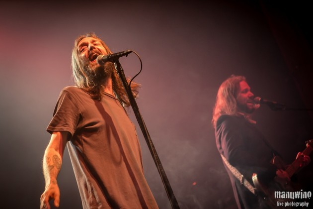 the black crowes concert photo