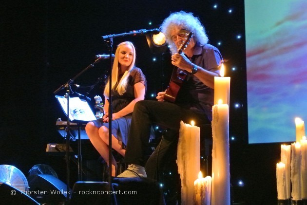 Brian May paris 01 concert