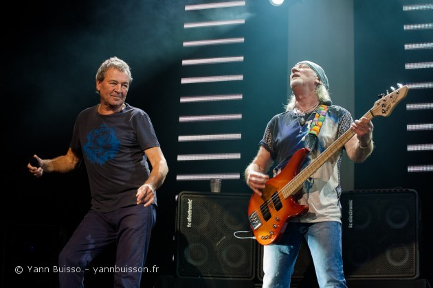 Deep Purple concert 01