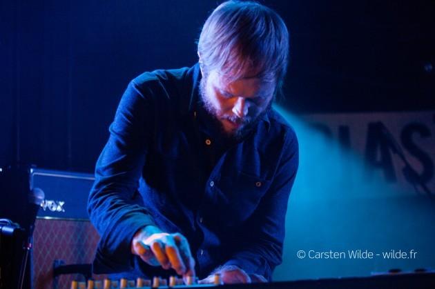 Midlake concert copyright Carsten Wilde 11