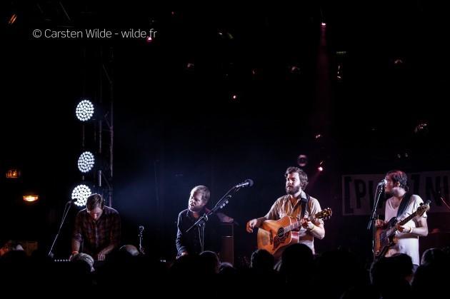 Midlake concert copyright Carsten Wilde 14