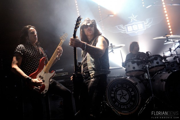 3 Black Star Riders