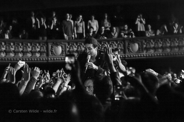 patrice photo concert paris trianon