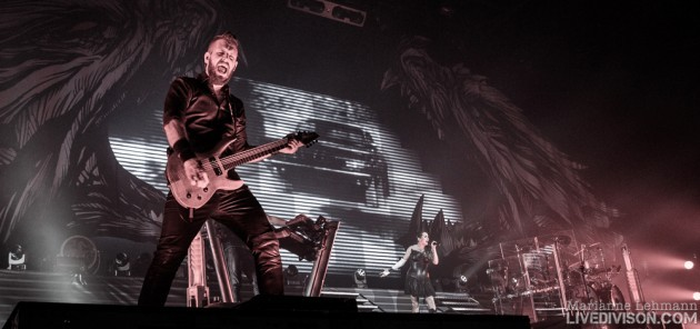 Within temptation, Zenith, Paris, 2014/04/25