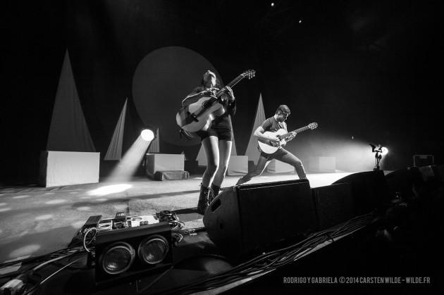 Rodrigo y Gabriela concert