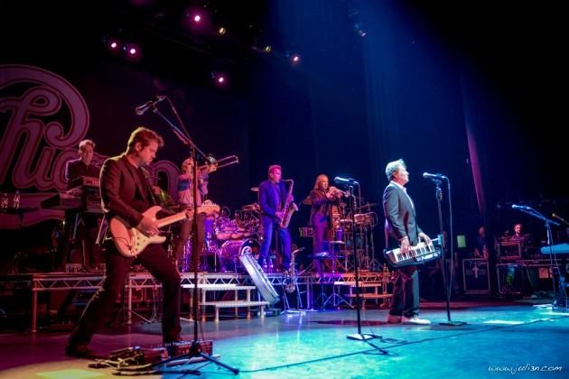 Chicago concert 09