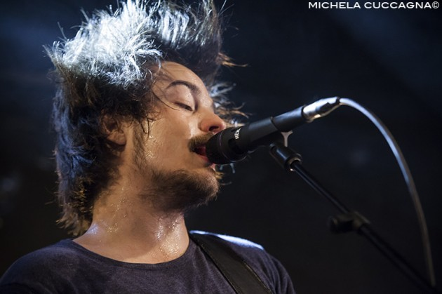 Milky chance.2 juin 2014.La Flèche d'or.Paris.Michela Cuccagna©