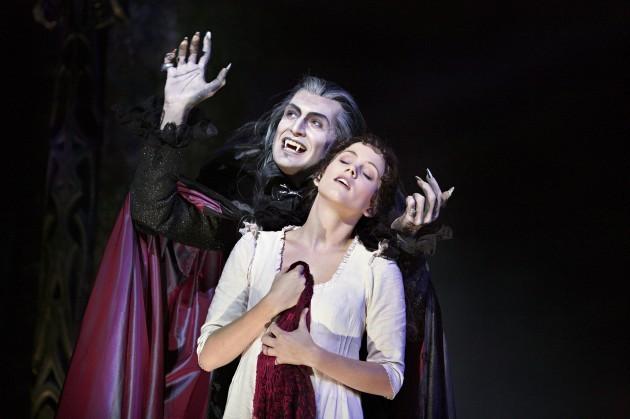 """Theater des Westens Berlin """"TANZ DER VAMPIRE"""""""