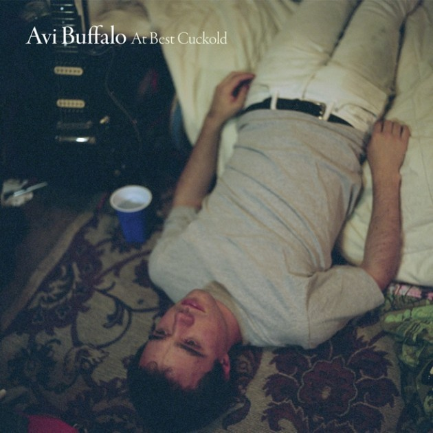 Avi Buffalo - At Best Cuckold Album Cover
