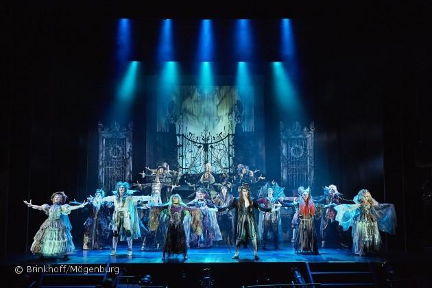 Le Bal Des VampiresMogador Teatre Paris