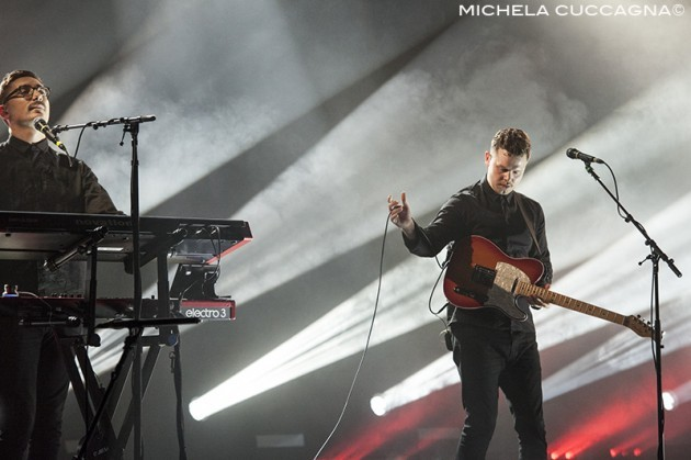 Alt-J.29 septembre 2014.Casino de Paris.Michela Cuccagna©