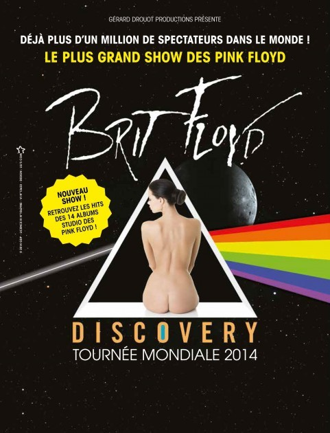 Affiche Brit Floyd