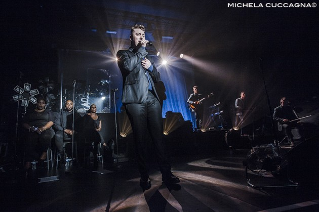 Sam Smith.20 novembre 2014.Le Bataclan.Paris.Michela Cuccagna©