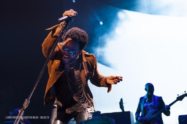 Concert Lenny Kravitz Paris 23/11/2014