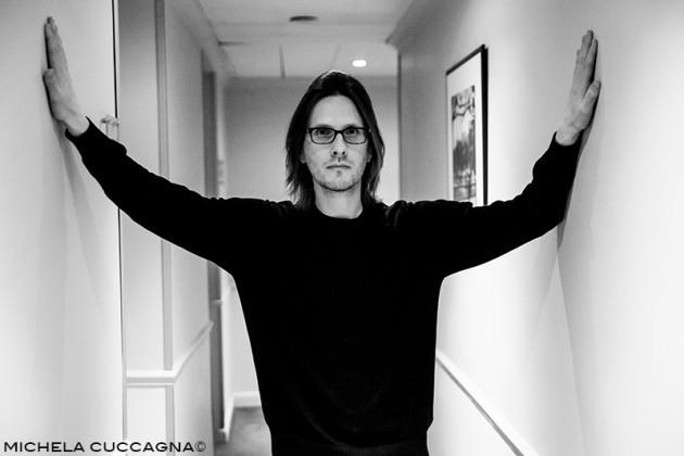 Steven Wilson.Portrait 2015.Paris.Michela Cuccagna©