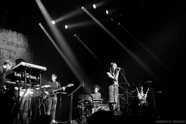Rock'n'Concert Ð Kafka Tamura in Paris Ð © Photographie Andreas B. Krueger