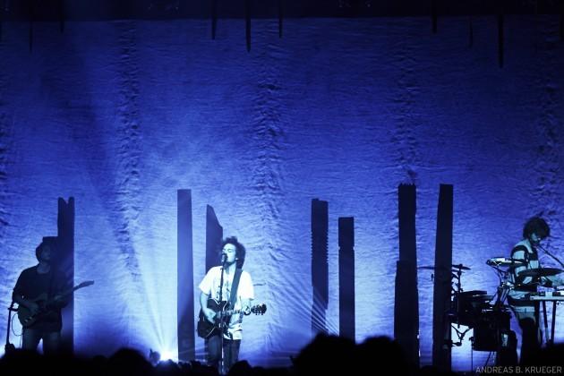 Rock'n'Concert Ð Milky Chance in Paris Ð © Photographie Andreas B. Krueger