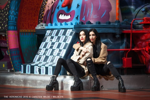 the veronicas hot photo
