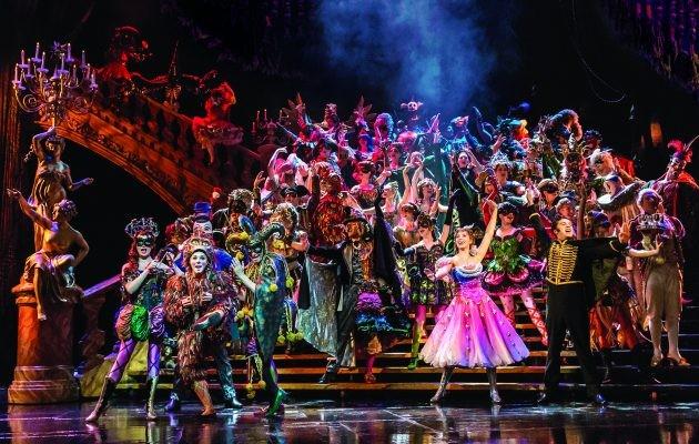 Phantom of the Opera, London, 2015, Credit: Johan Persson