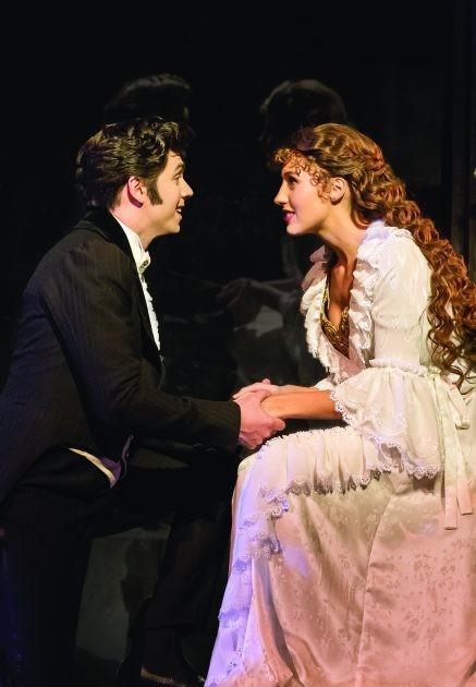 Phantom of the Opera, London, 2013, Credit: Johan Persson