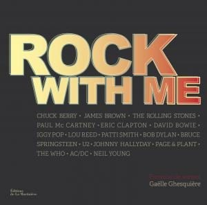 """Couverture du livre """"Rock With Me"""" de Gaëlle Ghesquière"""