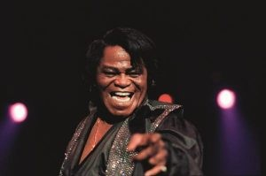 "James Brown dasn ""Rock with me"" de Gaëlle Ghesquière"