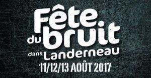 Logo festival Fête du Bruit dans Landerneau