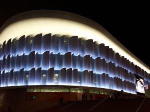 La U Arena à Nanterre