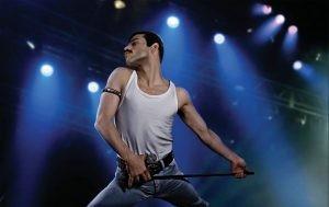 "Rami Malek dans ""Bohemian Rhapsody"", biopic sur Freddie Mercury"